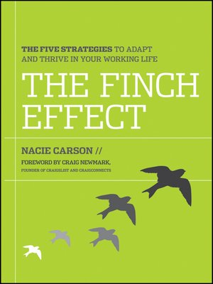 cover image of The Finch Effect