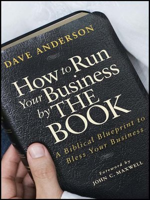 cover image of How to Run Your Business by The Book