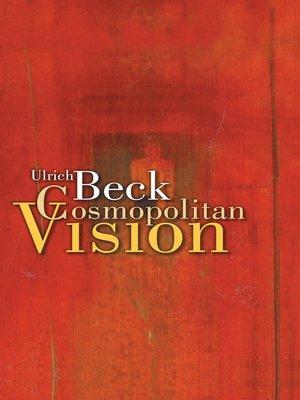 cover image of Cosmopolitan Vision