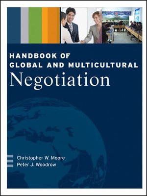 cover image of Handbook of Global and Multicultural Negotiation