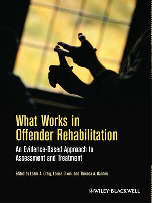 cover image of What Works in Offender Rehabilitation