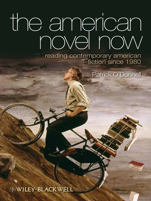 cover image of The American Novel Now
