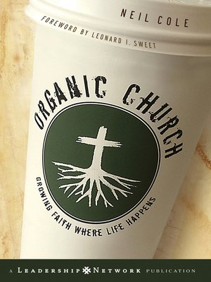 cover image of Organic Church