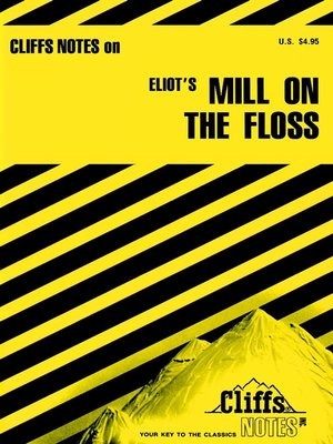 cover image of CliffsNotes on Eliot's Mill on the Floss