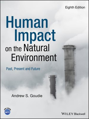 cover image of Human Impact on the Natural Environment