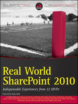 cover image of Real World SharePoint 2010
