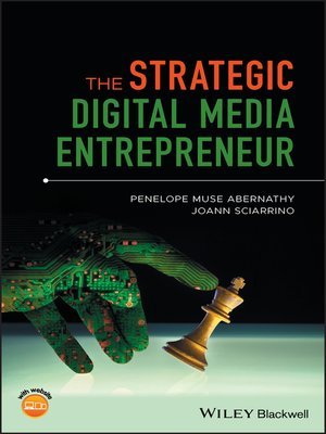 cover image of The Strategic Digital Media Entrepreneur