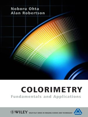cover image of Colorimetry