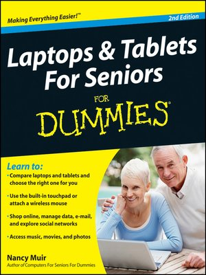 cover image of Laptops and Tablets For Seniors For Dummies