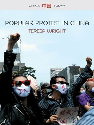 cover image of Popular Protest in China