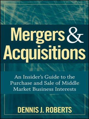 cover image of Mergers & Acquisitions