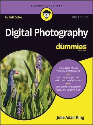 cover image of Digital Photography For Dummies