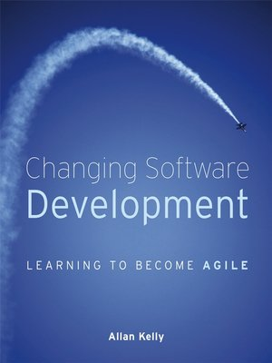 cover image of Changing Software Development