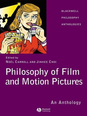 cover image of Philosophy of Film and Motion Pictures