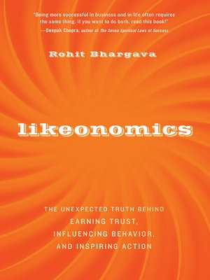 cover image of Likeonomics