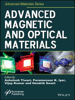 cover image of Advanced Magnetic and Optical Materials