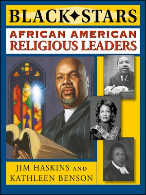 cover image of African American Religious Leaders
