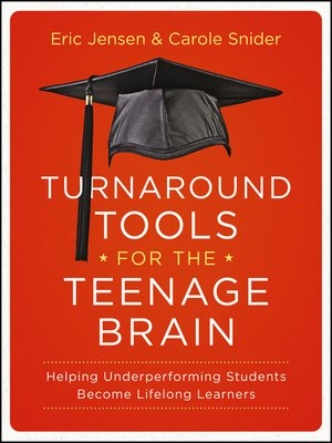 cover image of Turnaround Tools for the Teenage Brain