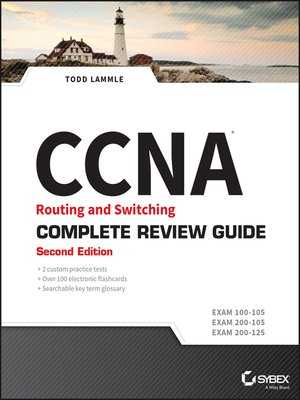 cover image of CCNA Routing and Switching Complete Review Guide