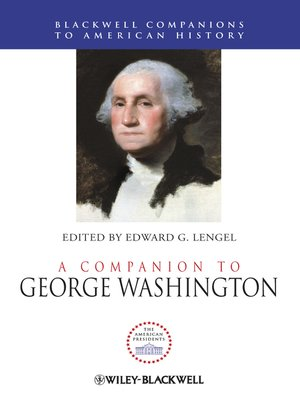 cover image of A Companion to George Washington