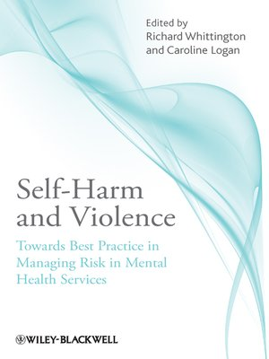 cover image of Self-Harm and Violence