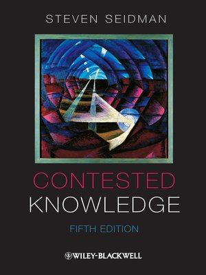 cover image of Contested Knowledge