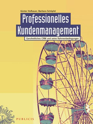 cover image of Professionelles Kundenmanagement