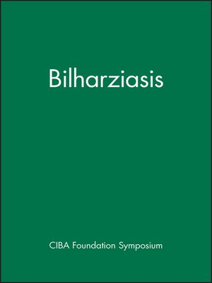cover image of Bilharziasis