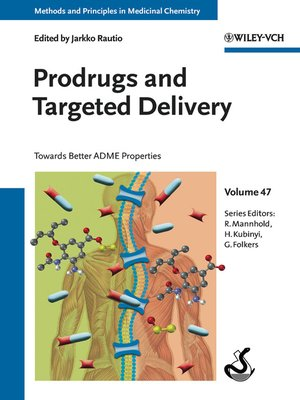 cover image of Prodrugs and Targeted Delivery
