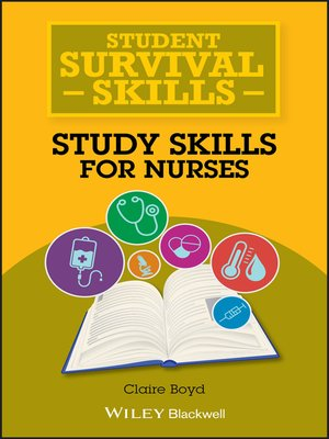 cover image of Study Skills for Nurses