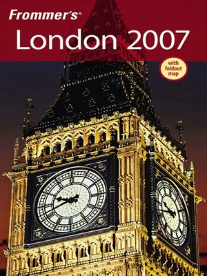 cover image of Frommer's London 2007