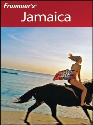 cover image of Frommer's Jamaica
