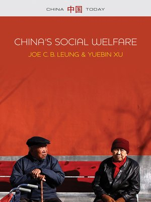 cover image of China's Social Welfare