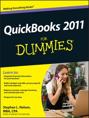 cover image of QuickBooks 2011 For Dummies
