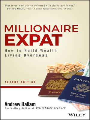 cover image of Millionaire Expat