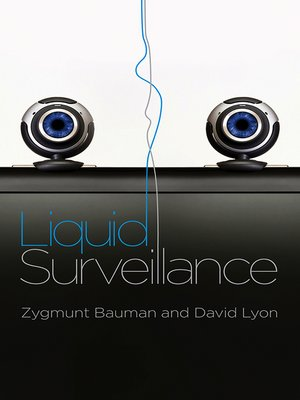 cover image of Liquid Surveillance