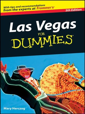 cover image of Las Vegas For Dummies