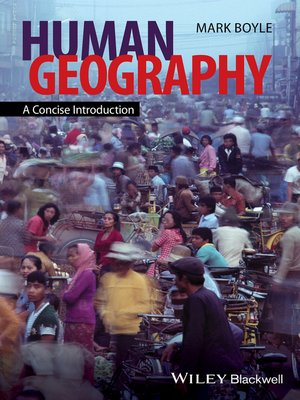 cover image of Human Geography