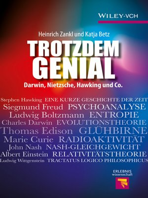 cover image of Trotzdem Genial