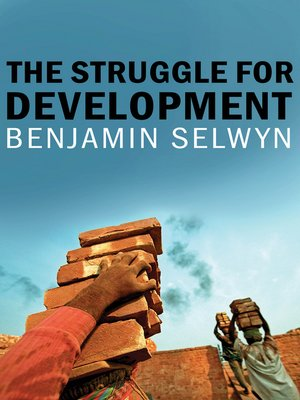cover image of The Struggle for Development