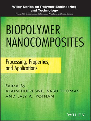 cover image of Biopolymer Nanocomposites