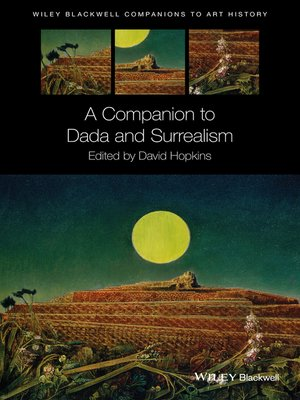 cover image of A Companion to Dada and Surrealism