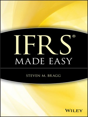 cover image of IFRS Made Easy