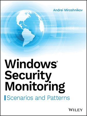 cover image of Windows Security Monitoring