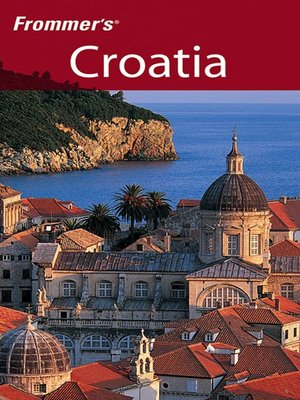 cover image of Frommer's Croatia