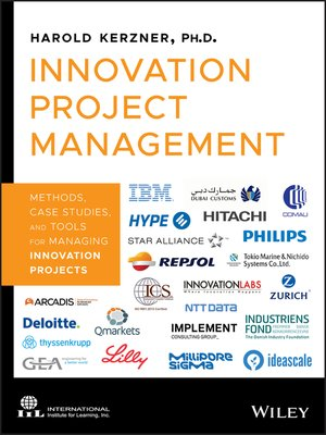 cover image of Innovation Project Management
