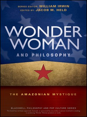 cover image of Wonder Woman and Philosophy