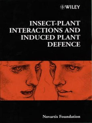 cover image of Insect-Plant Interactions and Induced Plant Defence