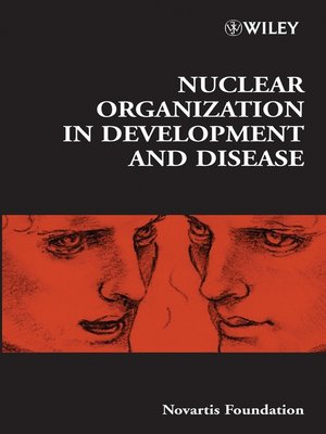 cover image of Nuclear Organization in Development and Disease