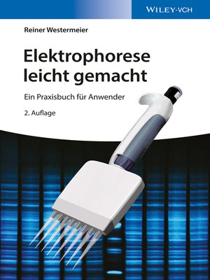 cover image of Elektrophorese leicht gemacht